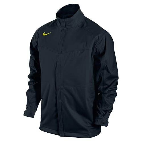 Nike 2012 Storm Fit Jacket Black High Voltage L
