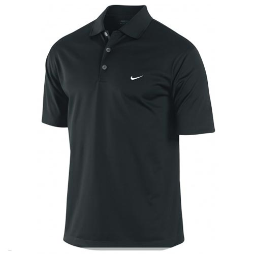 Nike 2011 UV Stretch Tech Polo LC Black S