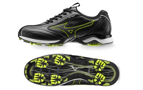 Mizuno 2012 Light Style Black UK 10