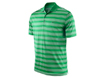 Nike AW2013 Tech Stripe Polo LC Gamma Green L