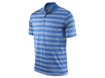 Nike AW2013 Tech Stripe Polo LC Distance Blue L