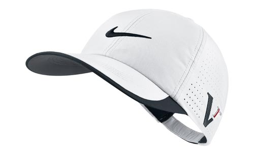 Nike 2012 Tour Preforated Cap Wit