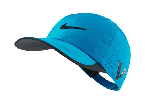 Nike 2012 Tour Preforated Cap Neptune Blue
