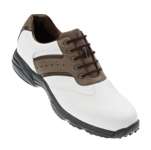 FootJoy 2012 GreenJoys White Brown UK 9