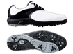 FootJoy 2013 GreenJoys Golf Shoes White Black UK 10.5