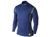 Nike AW2012 Pro Thermal Hyperwarm Deep Royal XL