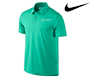 Nike SS2013 Sport Swoosh Polo Teal L