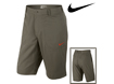 Nike SS2013 Sport Cargo Shorts Tarp Green 32
