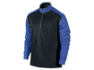 Nike AW2013 Dri-Fit 1/2 Zip Cover Up Sweater Game Royal XL