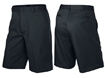 Nike SS2013 Flat Front Tech Shorts Black 36