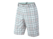 Nike SS2013 Plaid Shorts Fiberglass 36
