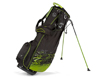 Callaway 2013 X Series Lite Stand Bag Black Green with FREE Callaway Towel