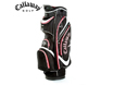 Callaway 2013 Euro Chev Cart Bag Black with FREE Callaway Towel