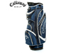 Callaway 2013 Euro Chev Cart Bag Navy with FREE Callaway Towel