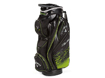 Callaway 2013 X Series Staff Cart Bag Black Green with FREE Callaway Towel