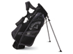 Callaway 2014 Hyper-Lite 3 Stand Bag Schwarz Charcoal with FREE Handtuch
