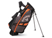 Callaway 2014 Hyper-Lite 3 Sac Trépieds Noir Charcoal Orange with FREE Serviette