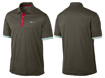 Nike SS2013 Fashion Body Map Polo Tarp Green L