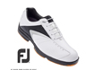 FootJoy 2013 AQL Golf Shoes White Black UK 8