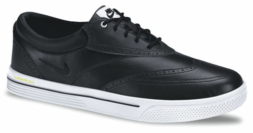 Nike 2012 Lunar Swingtip Black UK 7