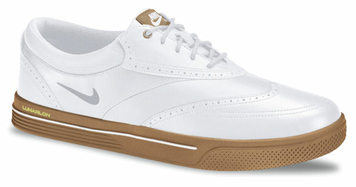 Nike 2014 Lunar Swingtip White UK 8
