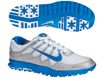 Nike 2013 Air Range WP II Golf Shoes White Photo Blue UK 10