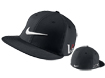 Nike SS2014 Flat Bill Tour Cap Black