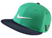 Nike SS2014 Flat Bill Tour Cap Atomic Teal