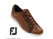 FootJoy 2013 Contour Casual Golf Shoes Brown UK 10