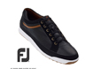 FootJoy 2013 Contour Casual Golf Shoes Black UK 11
