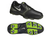 Nike 2013 Lunar Saddle Golf Shoe Black UK 10