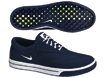 Nike 2013 Lunar Swingtip CVS Golf Shoe Blackened Blue UK 11