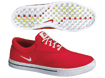 Nike 2013 Lunar Swingtip CVS Chaussure de Golf University Rouge EUR 45