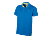 Puma SS2013 Plaited Solid Polo Directoire Blue L