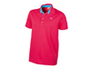 Puma SS2013 Plaited Solid Polo Cabaret M