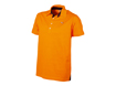 Puma SS2013 Plaited Solid Polo Vibrant Orange M