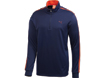 Puma SS2013 LS 1/4 Zip Sweater Evening Blue L