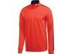 Puma SS2013 LS 1/4 Zip Sweater Cherry Tomato M