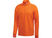 Puma SS2013 LS 1/4 Zip Sweater Vibrant Orange M