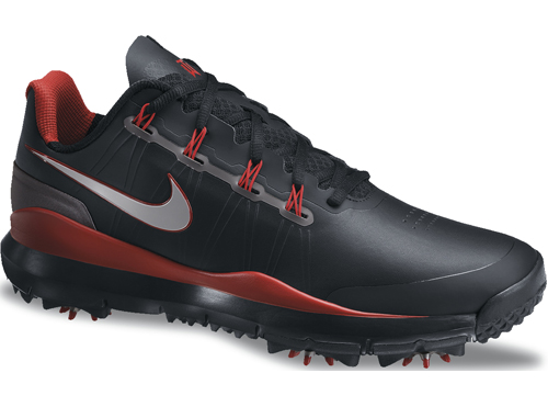 official photos c1b9a aab61 Nike 2014 Tiger Woods Tw14 Golfkengät Musta (eur 43)