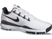 Nike 2014 Tiger Woods TW14 Golf Shoes White UK 10