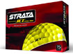 Strata 2013 Jet Golf Balls Yellow