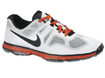 Nike 2014 Lunar Ascend II Chaussures Golf Blanc Rouge EUR 45