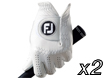FootJoy Pure Touch Glove M x2
