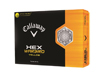 Callaway 2013 HEX Warbird Yellow Golf Balls