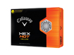 Callaway 2013 HEX Hot Yellow Golf Balls