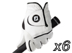 FootJoy 2013 GTXtreme Glove L x6