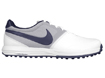 Nike 2014 Lunar Mont Royal Zapatos de Golf Blanco EUR 44