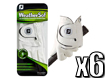 FootJoy 2013 WeatherSof Glove L x6
