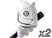 Footjoy 2013 WeatherSof Glove S RH x2